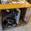 BurgerTime Cabinet Repair